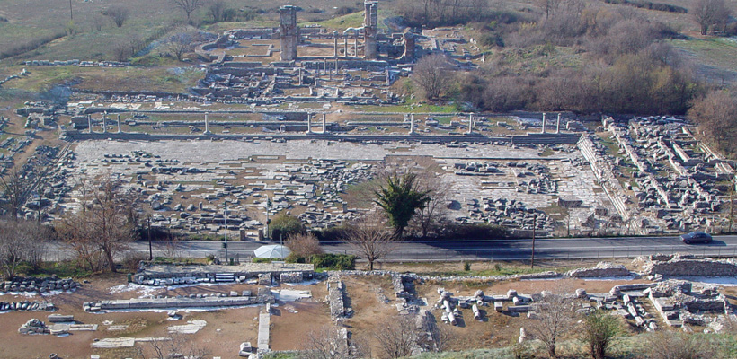 Church at Philippi